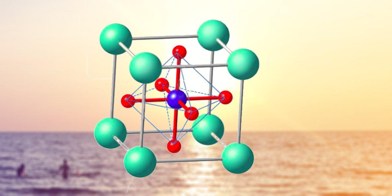 Pervoskit effektivare solceller